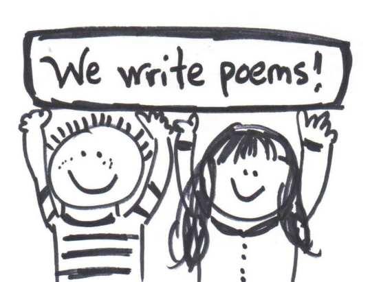 We write poems 2
